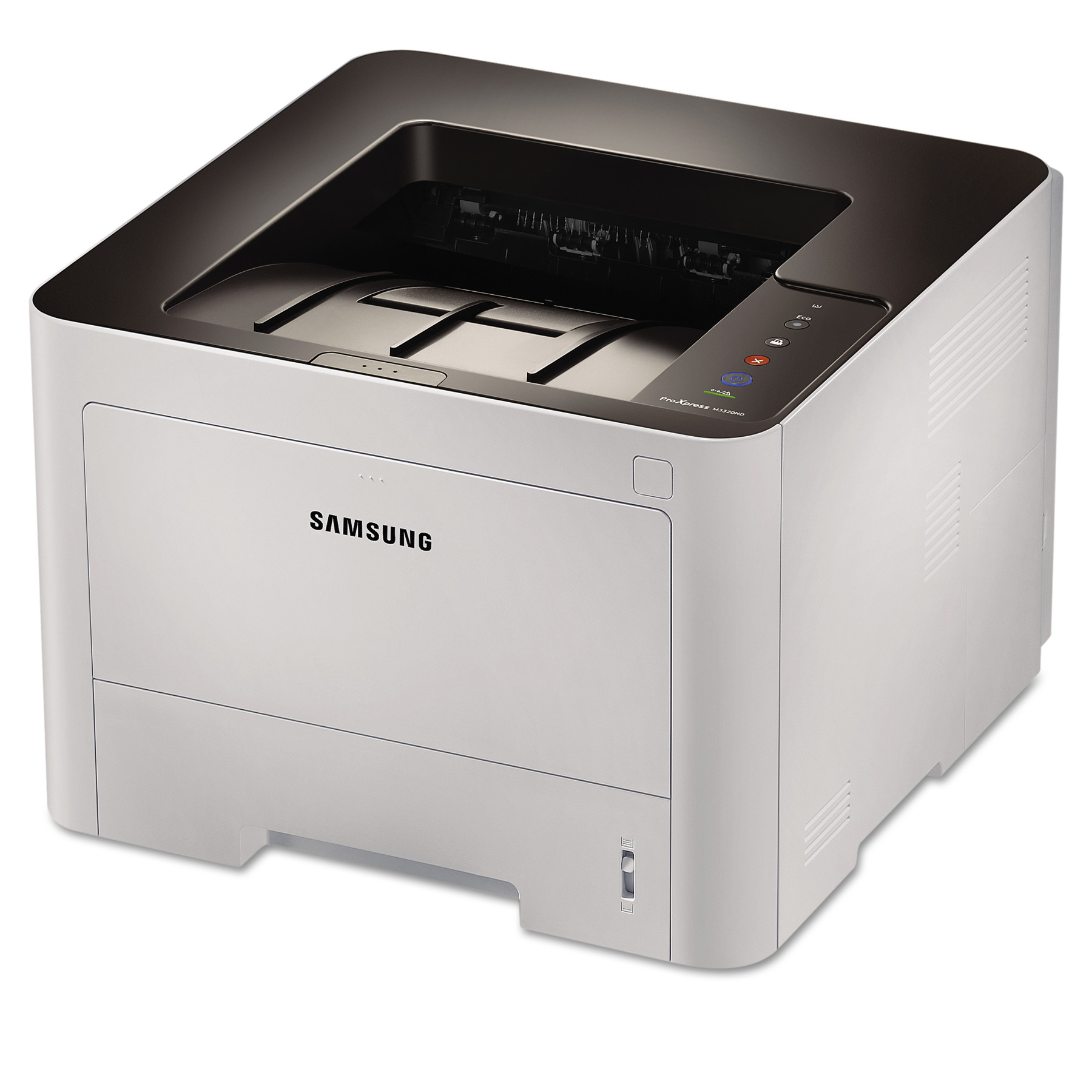 Click here to buy Samsung ProXpress SL-M3320ND Monochrome Laser Printer by Samsung.