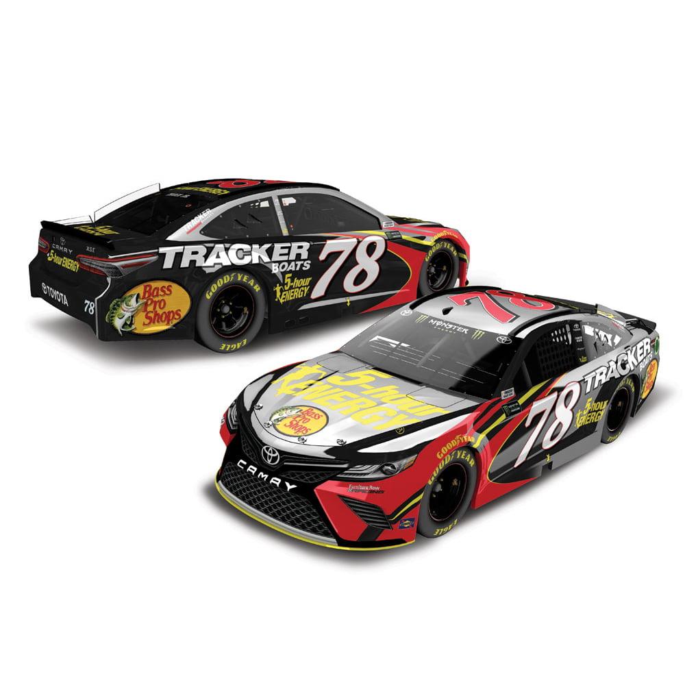 Martin Truex Jr Action Racing 2018 #78 5-Hour Energy 1:24 Color Chrome Die-Cast Toyota Camry - No Size
