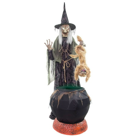 Primitive Halloween Witch Dolls (6.5