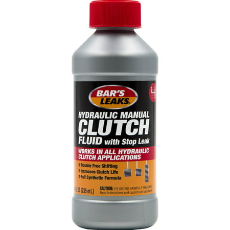 Bar's Leaks Clutch Fluid with Stop Leak
