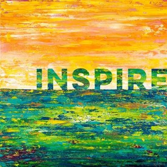 Horizon Inspire Poster Print by  Ben Bonart