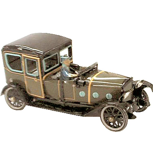 Alexander Taron Collectible Tin Toy 1930's Limo Car
