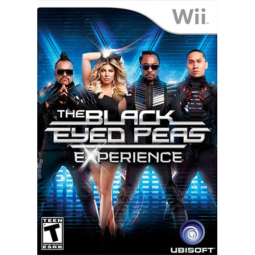 Wii - The Black Eyed Peas Experience