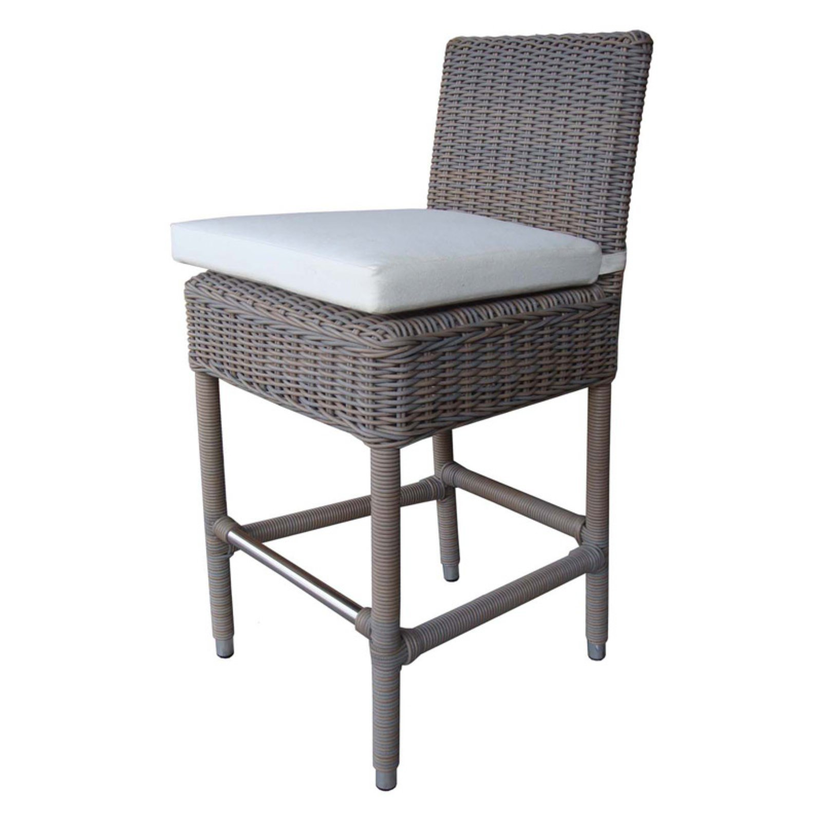 Padmas Plantation Outdoor Boca Counter Stool