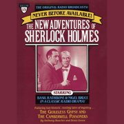 The Guileless Gyspy and The Camberville Poiseners - Audiobook