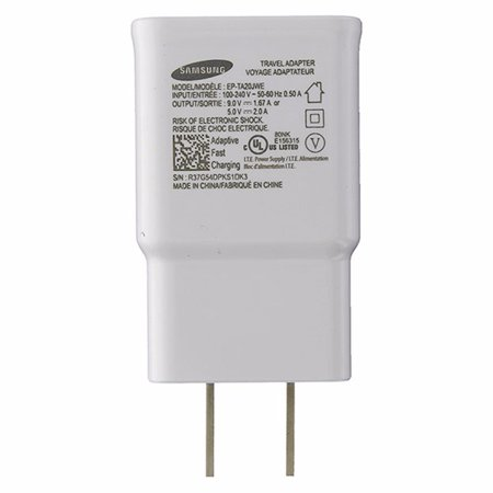 Samsung Fast Charger- EP-TA20JWE & Micro USB Cable S7/Edge S6/Edge Note4 - image 1 de 2