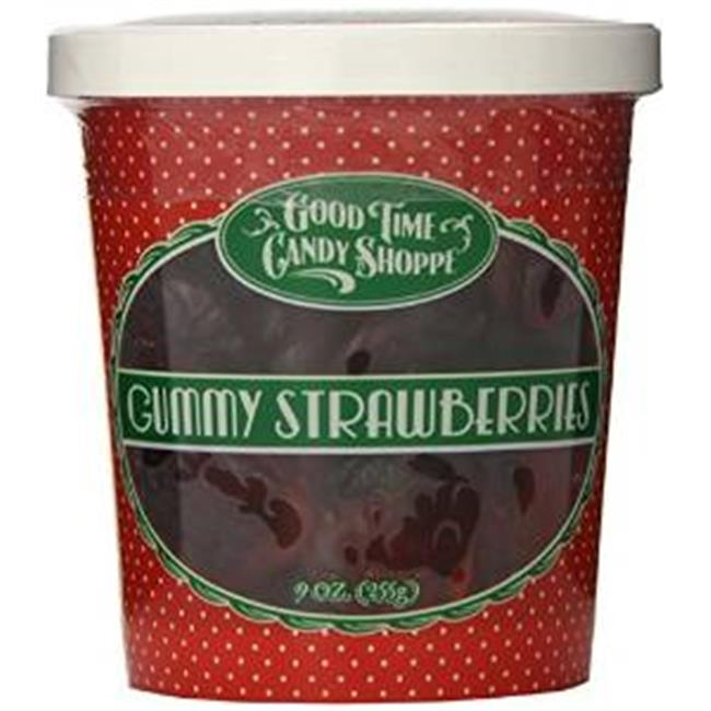 Pepper Creek Farms 195D Gummy Strawberries - Pack of 12
