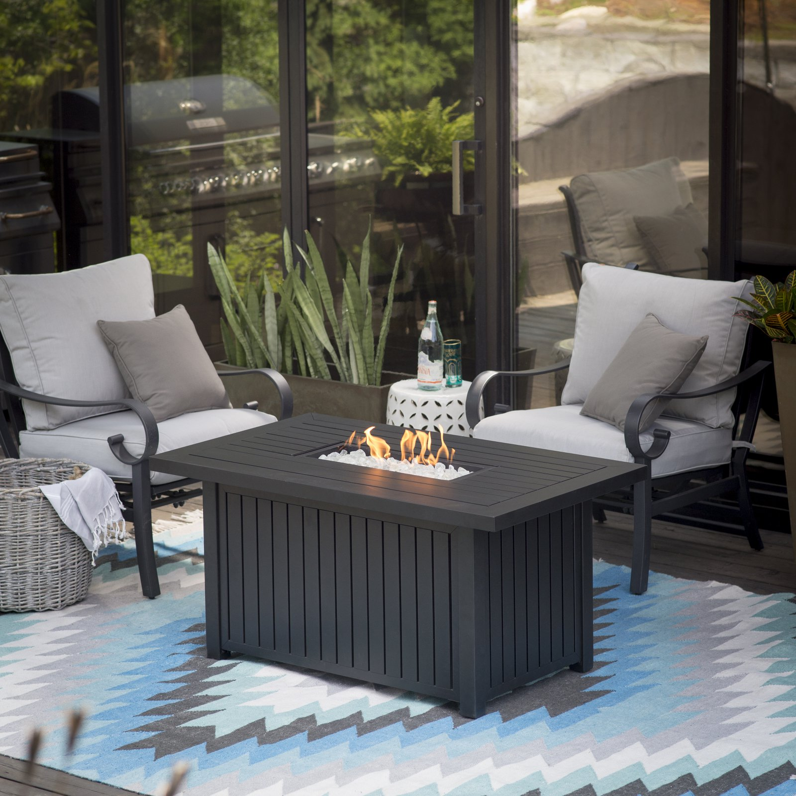 Endless Summer Aaron Slate LP Fire Table