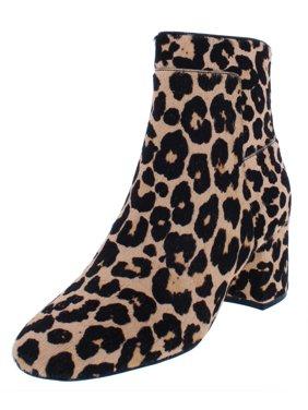 c9ce26ec317 Product Image Cole Haan Womens Arden Grand Animal Print Block Heel Booties