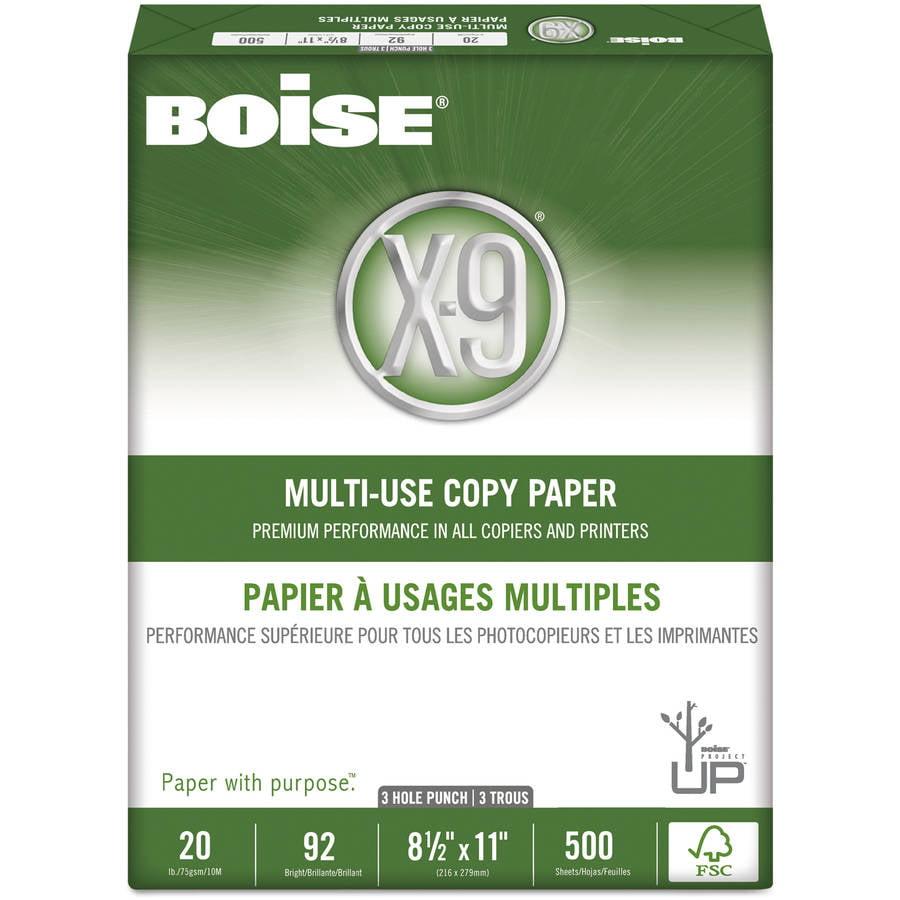 Boise Copy Paper X-9
