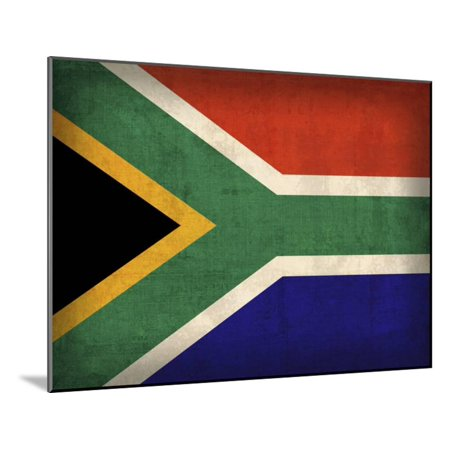 South Africa Wood Mounted Print Wall Art By David Bowman