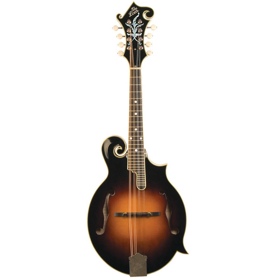 The Loar LM-700-VS Supreme F-Style Mandolin Vintage Sunburst by The Loar