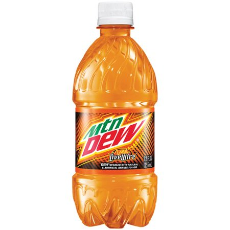 Mountain Dew Live Wire Soda, 12 fl oz - Walmart.com