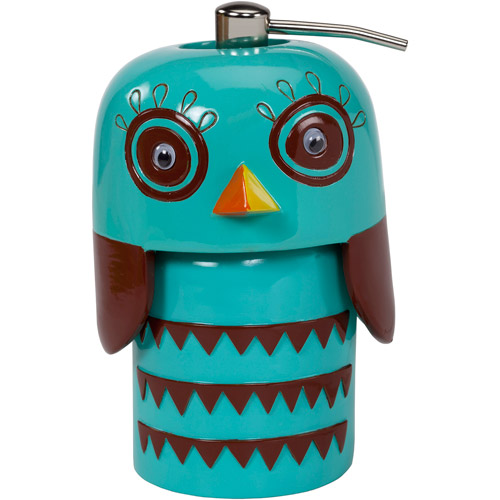 Creative Bath Give A Hoot Ceramic Lotion Pump