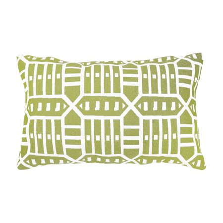 12 x 18 Pacifica Lumbar Throw Pillow by Astella in Roland ()
