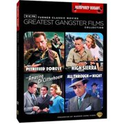 TCM Greatest Gangster Films Collection: Humphrey Bogart The Petrified Forest   High Sierra   The Amazing Dr.... by TIME WARNER