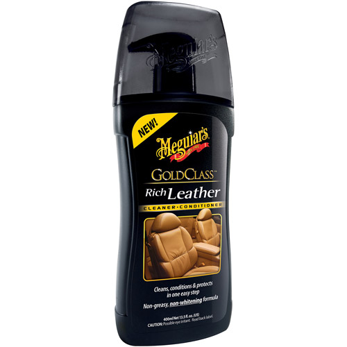 Meguiar's Gold Class Rich Leather Cleaner/Conditioner