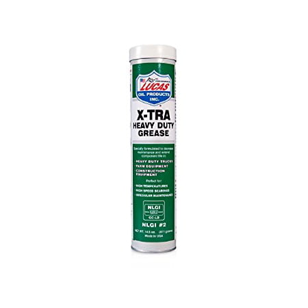 Lucas Xtra Heavy-Duty Grease - Grease Frenchy