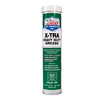 Bearing Lubricant - Lucas Xtra Heavy-Duty Grease