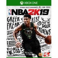 NBA 2K19, 2K, Xbox One, 710425590504