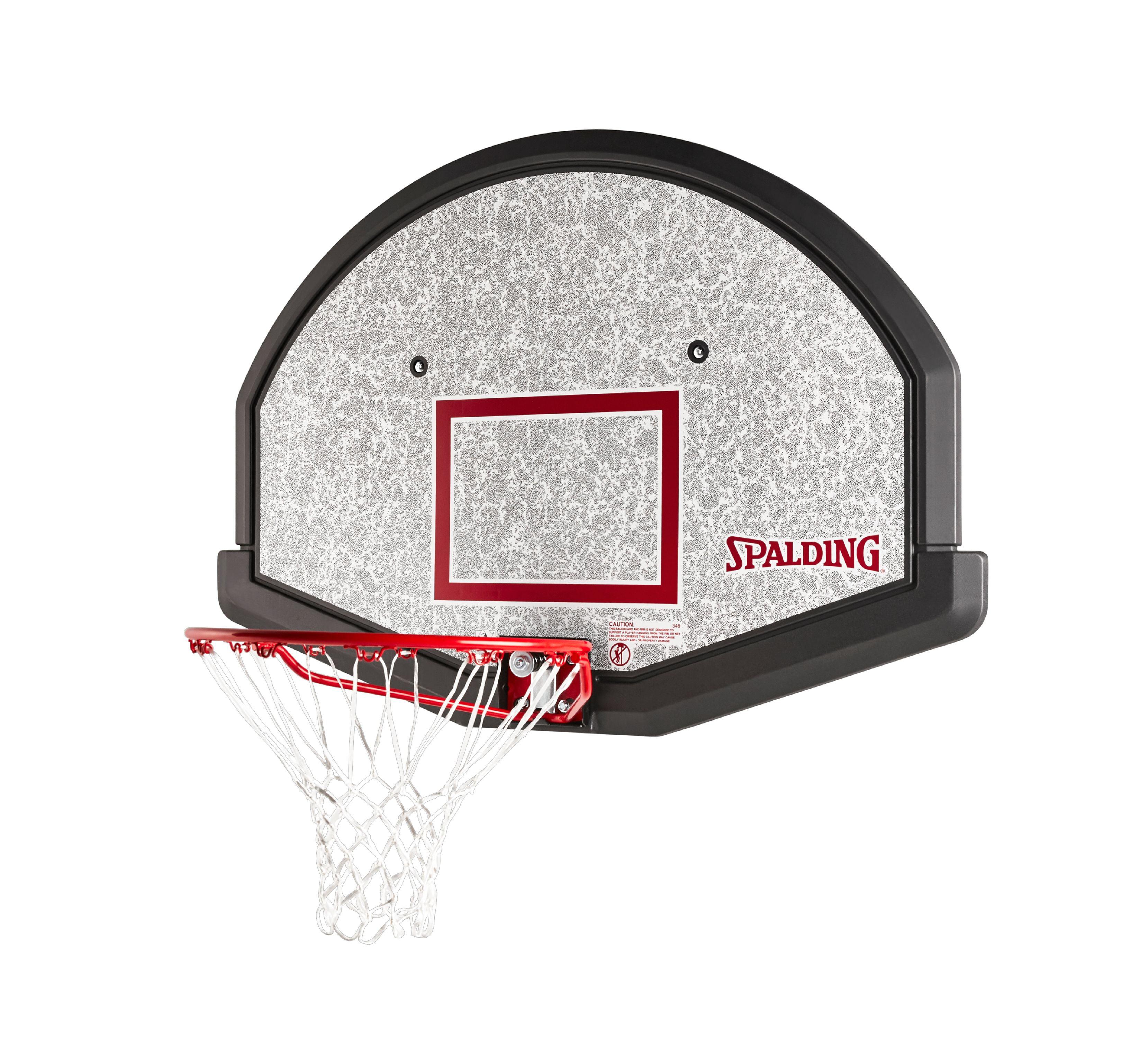 """Spalding 48"""" Eco-Composite Fan Backboard Combo"""