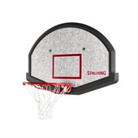 "Spalding 48"" Eco-Composite Fan Mounted Basketball Backboard Combo Hoop System"