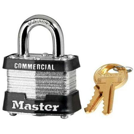 3MK-SM730 Master Keyed Padlock, 1-9/16