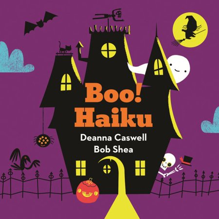 Halloween Haiku Poems (Boo! Haiku)