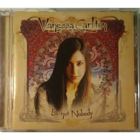 Be Not Nobody by Vanessa Carlton (audio CD, 2002) ships in 24