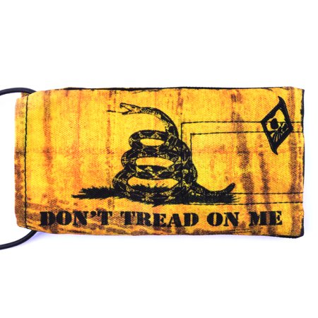 Wicked Sports Paintball Barrel Cover / Sock - Don't Tread on Me -