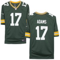 Davante Adams Green Bay Packers Autographed Green Game Jersey - Fanatics Authentic Certified