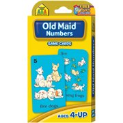 Game Cards-Old Maid 49/Pkg