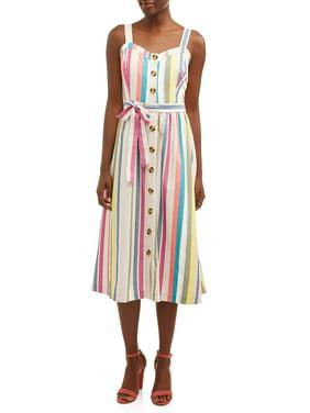 4486707b7fa Womens Dresses - Walmart.com