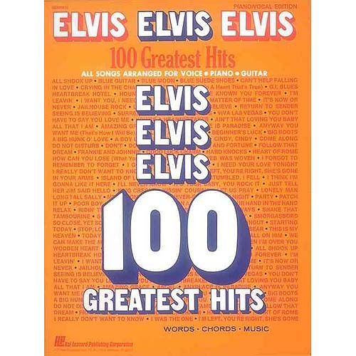 Elvis, Elvis, Elvis: 100 Greatest Hits