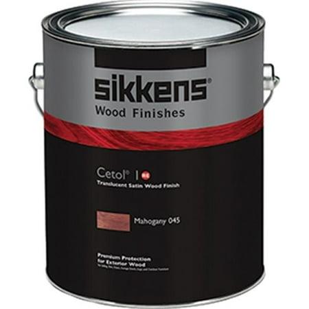 Sikkens SIK41045.01 1 Gallon Cetol 1 Re Exterior Wood Finish Translucent - Mahogany (Best Exterior Finish For Mahogany)