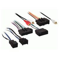 Metra 70-1776 Wiring Harness for Select 2003-2007 Ford/Lincoln/Mercury Vehicles