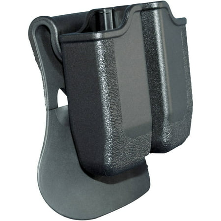 Sig Sauer Double Magazine Pouch  Fits 1911 Single Stacks  Black