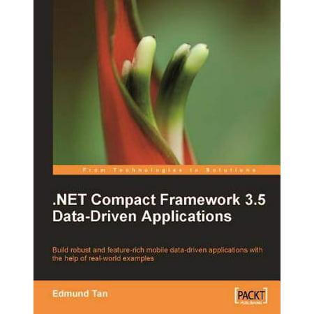 .NET Compact Framework 3.5 Data Driven Applications -