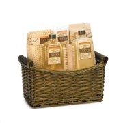 Lavender And Sage Basket Bath Set (pack of 1 SET)
