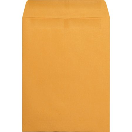 - Quality Park, QUA43662, Redi-Seal Kraft Catalog Envelopes, 250 / Box, Kraft
