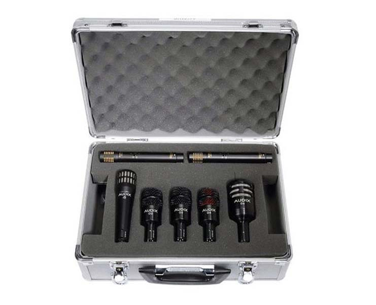 Audix DP7 Drum Mic Package by Audix