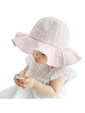 be4d9612 Product Image Toddler Baby Girls Outdoor Bucket Hats Kids Summer Sun Hat  Beach Bonnet Cap