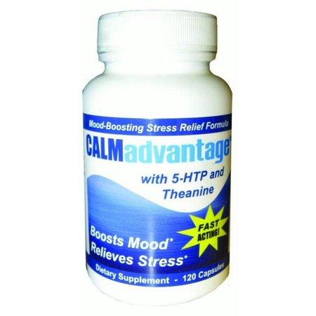 Advanced Nutritional Innovations Calmadvantage  120 Ct