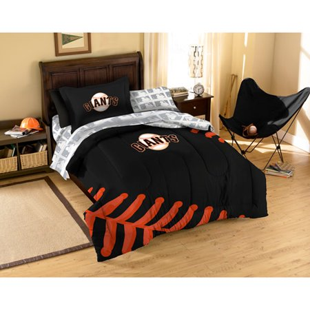 Sf Giants Twin Bedding Set