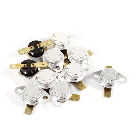 10x250V 10A 150 Celsius NC Normal Close Thermostat Temperature Thermal Switch - image 1 of 1