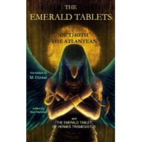 The Emerald Tablets of Thoth the Atlantean (Paperback)