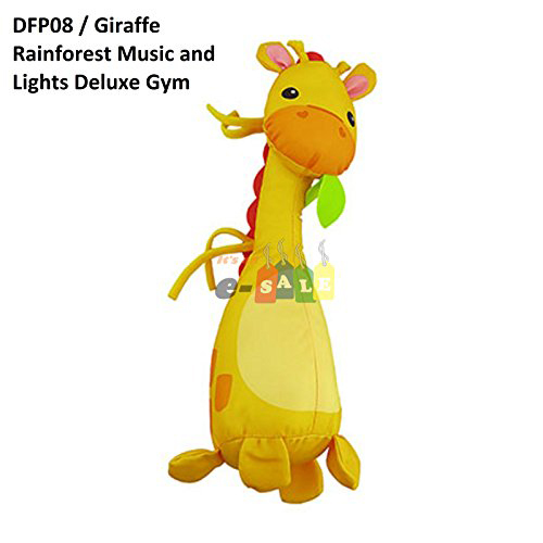 Fisher-Price Rainforest Music and Lights Deluxe Gym - Replacement Giraffe DFP08
