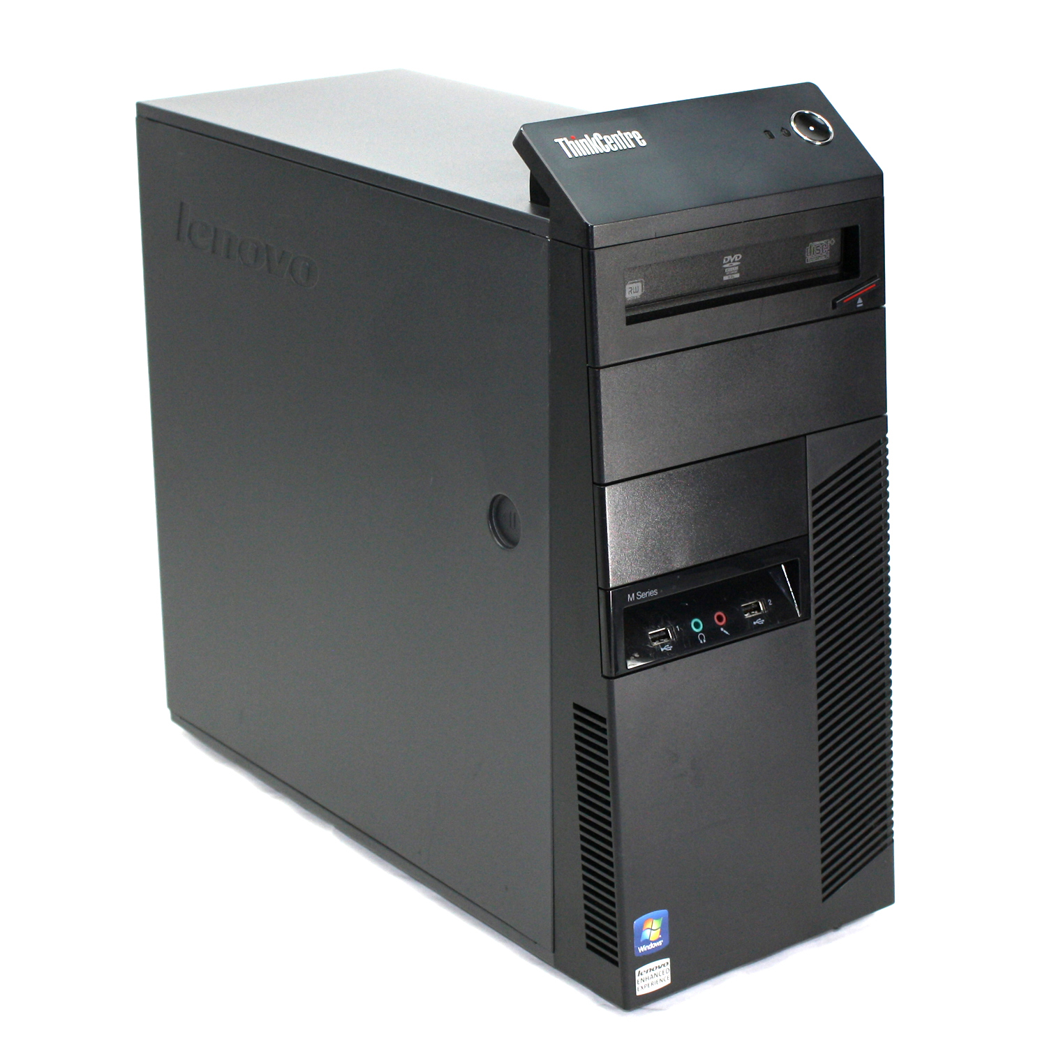 Lenovo ThinkCentre M90 Mini Tower Refurbished - Intel Quad Core i7 up to 3.6GHz, 16GB RAM, 2TB HDD, Windows 10 Pro (Monitor Not Included)