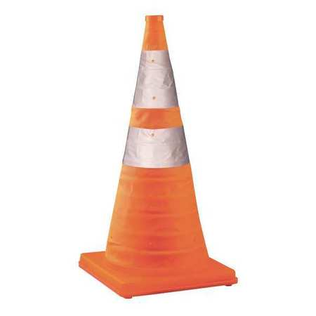 Tolco Collapsible Traffic Cone, 320197