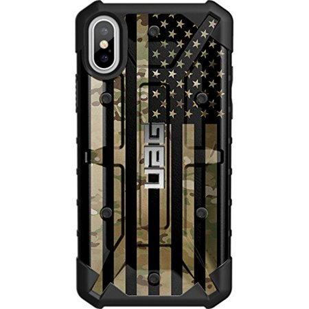 new style 45c03 9c4c0 LIMITED EDITION - Customized Designs by Ego Tactical over a UAG- Urban  Armor Gear Case for Apple iPhone X (5.8